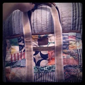 Authentic Coach 1941 purse
